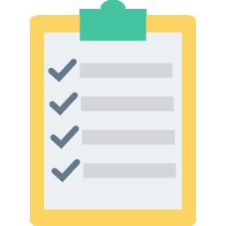 checklist (2)
